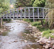 Water Below the Bridge by Brad Scaggs