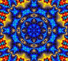 Irispiral Qi by Hugh Fathers