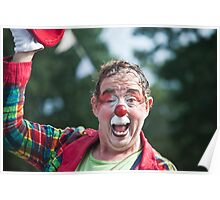 Just Clowning Around Poster