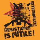 Resistance is Futile by destinysagent
