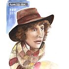 Tom Baker by Jessica Feinberg