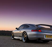 Porsche 911 GT3 Rear by supersnapper