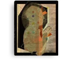 new icon v1 Canvas Print