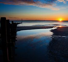 Norfolk Sunrise by Rob Hawkins