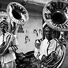 Sardar wedding band by Mark Smart