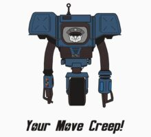 Your Move Creep by Simboner