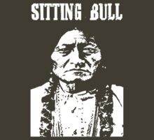 SITTING BULL by OTIS PORRITT