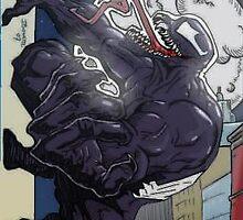 Venom  by BreteKosan