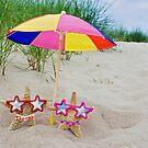 Fun In The Sun by Maria Dryfhout