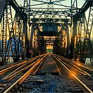 Summer Evening on the Bridge by Mariano57