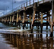 Coffs Harbour Jetty  by Nickie