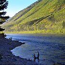 Silence (Glacier National Park, Montana, USA) by rocamiadesign