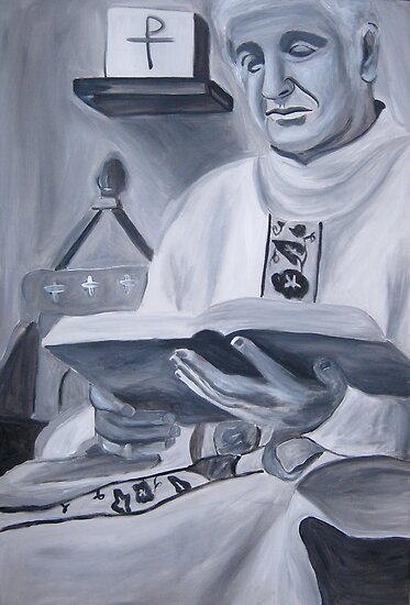 Father Ken by Hilary Brunsdon