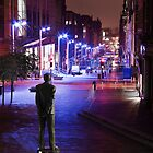 Buchannan Street Blues by Peter Stark