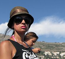 Lily in Dubrovnik - 3 by branko stanic