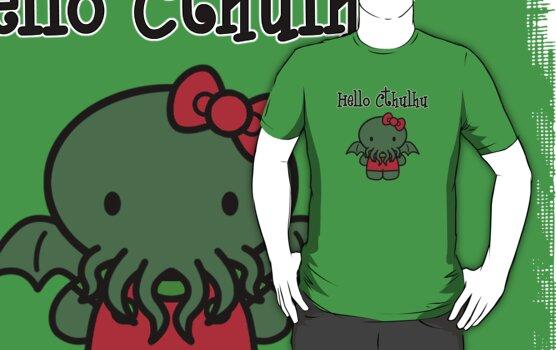 Hello Cthulhu! by kakupacal