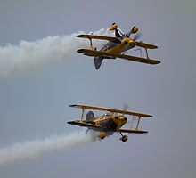 The Pitts Pair by Andy Jordan