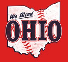 We Bleed Ohio - Logo Tribe Red by WeBleedOhio