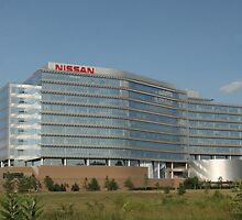 Nissan Headquarters - Franklin,TN  by Daniel  Oyvetsky