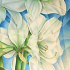Fractured Lillies by tiffanybudd
