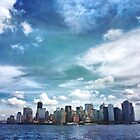 NYC Skyline by Misti Love