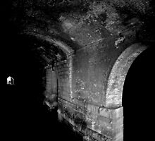 Dark Arches by SparklesDarkly