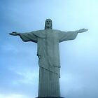Cristo Redentor by Maggie Hegarty