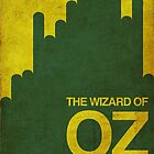The Wizard of Oz by jnewt