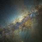 The Milky Way - Reloaded. by Barry Armstead