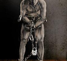 THE ESCAPE ARTIST : HARRY HOUDINI ! by Ray Jackson