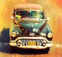 Classic Cuba by iamsla