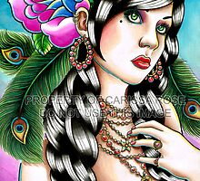 Gypsy Girl by MissCarissaRose