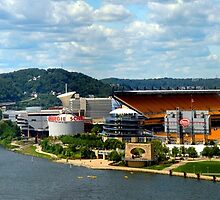 The Pride of Pittsburgh by Chuck Chisler