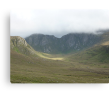 The Poisoned Glen Canvas Print