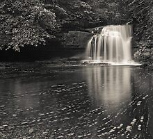 West Burton Falls by PigleT