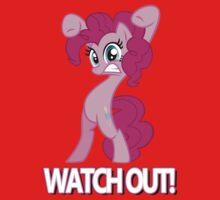 Pinkie Pie - Watch Out (Version 2) Kids Clothes
