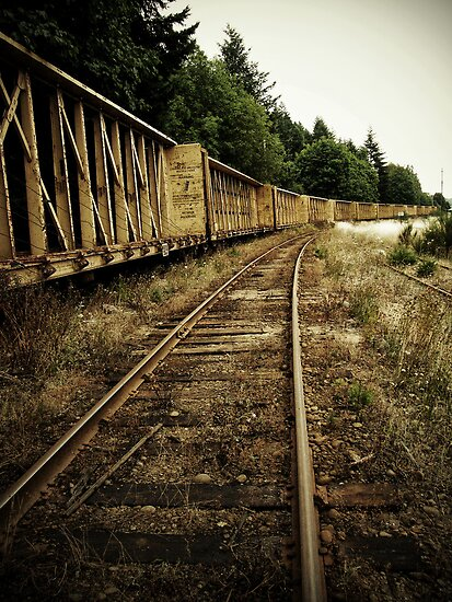 Tracks Of My Life by Josephine Beedle