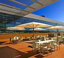Champalimaud Centre for the Unknown. terrace . esplanada by terezadelpilar~ art & architecture