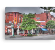 The Brix on Main Street - Cortland, NY Canvas Print