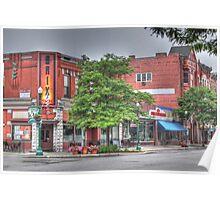 The Brix on Main Street - Cortland, NY Poster