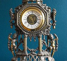 Grandma's Clock by Matthew Sims