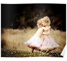 Ruby & Poppy Poster
