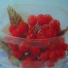 Bowled cherries... by mariatheresa