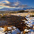 Springvalley Snow Pano by Rob  Southey