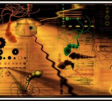 Ghosts In The Machine by Gary Caruthers