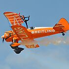 The Breitling Wingwalkers - Southport Airshow 2011 by merlin676