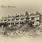 The Marine Apartments by Crowmanic