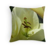 Lily 18 Throw Pillow