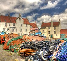 "Pittenweem, ""The Gyles"" by Charles  Staig"