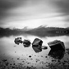 Scotland: Lomond Rocks by Nina Papiorek